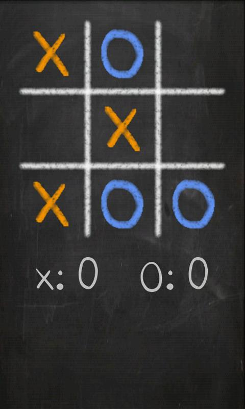 Tic Tac Toe Lite- screenshot