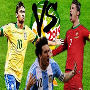 Neymar VS Messi VS Ronaldo APK