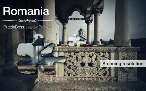 Romania Jigsaw Puzzles Demo