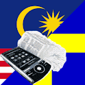 Swedish Malay Dictionary icon