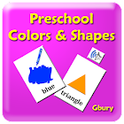 Colors & Shapes Early Learning icon