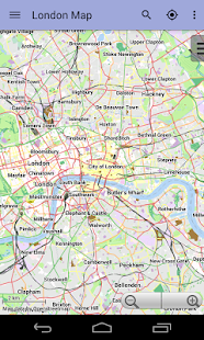 London Offline City Map- screenshot thumbnail
