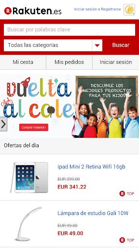 Rakuten.es App