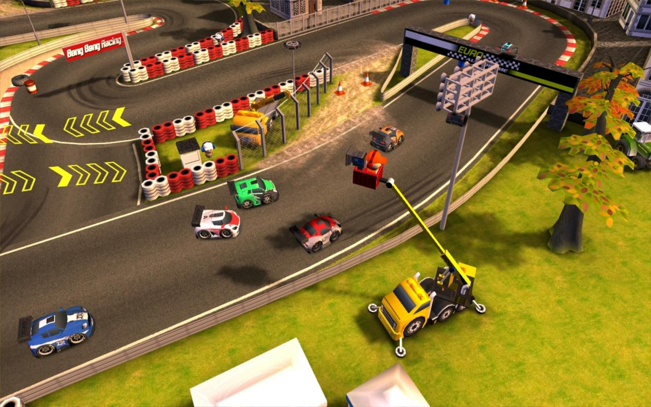 Bang Bang Racing HD- screenshot