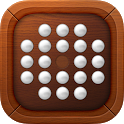 Marble Solitaire Pro icon