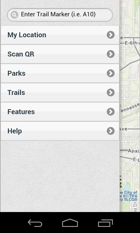 TallyParks- screenshot