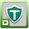 Dolphin: TrustGo Security Lite icon