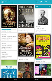 Kobo Screenshot 1