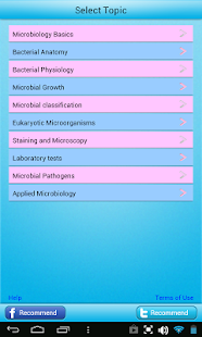 Microbiology Learn Test Review- screenshot thumbnail