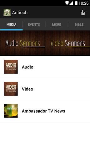 【免費生活App】Antioch Baptist Church-APP點子