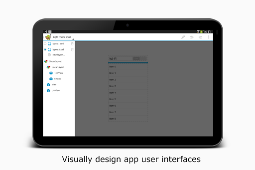 AIDE- IDE for Android Java C++ 3.2.190108 screenshots 7