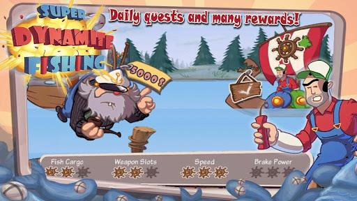 Super Dynamite Fishing Premium  screenshots 4