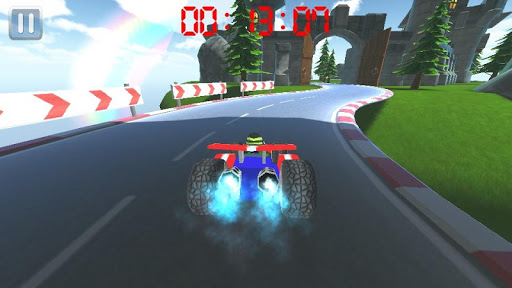 速度特技赛:跑车|玩體育競技App免費|玩APPs