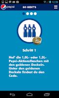 Screenshot of Pepsi Fußball-Liga