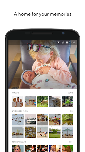 Shoebox - Photo Storage and Cloud Backup 3.4.1 screenshots 1