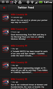 Wild Country 99 - screenshot thumbnail