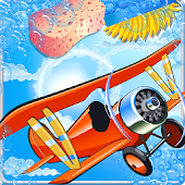 Plane Wash – Kids Game