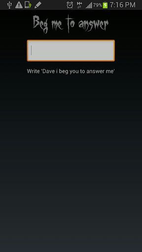 Fool your friends: Ask Dave