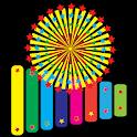 Fireworks Xylophone icon