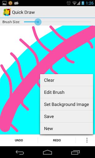 【免費生產應用App】Quick Draw-APP點子