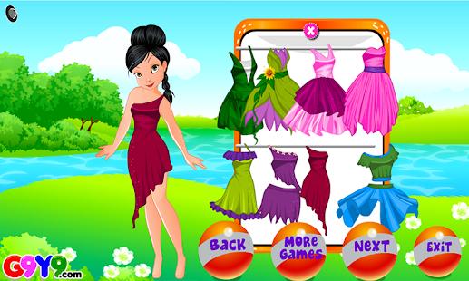 Summer Fairy Makeover - screenshot thumbnail