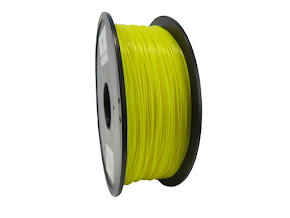Yellow PLA Filament - 3.00mm