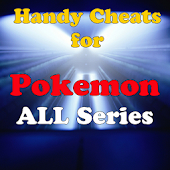 Pokemon All Series Cheats New