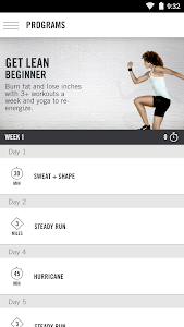 NIKE+ TRAINING CLUB v4.1.2