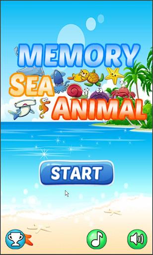 Memory Sea Animal :Train Brain