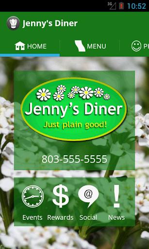Jenny's Diner