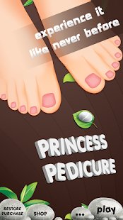 Princess Pedicure - screenshot thumbnail