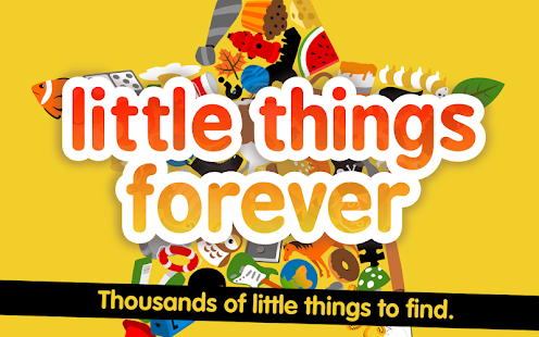 Little Things® Forever: miniatura de captura de pantalla