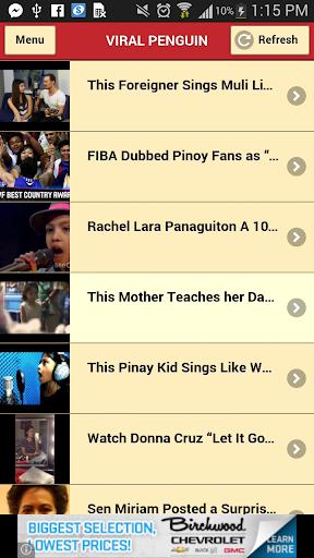 ViralPenguin Pinoy News Videos