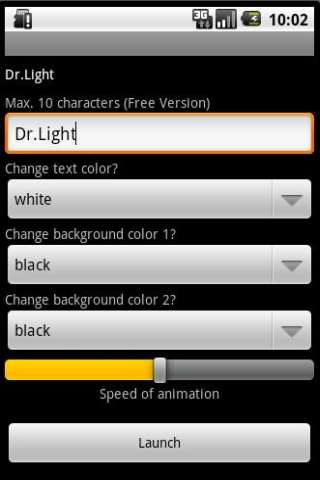 Dr.Light - screenshot