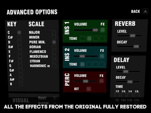 【免費音樂App】Step Seq-APP點子