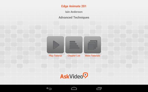 Edge Animate Advanced