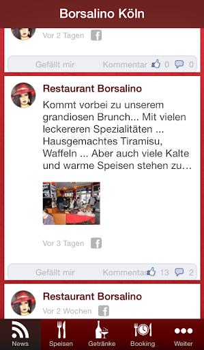 Borsalino Köln