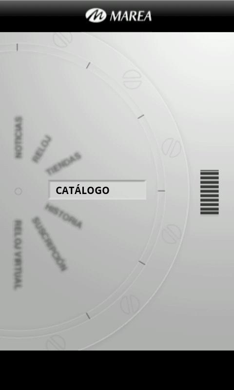Relojes Marea- screenshot