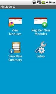 MyModules- screenshot thumbnail