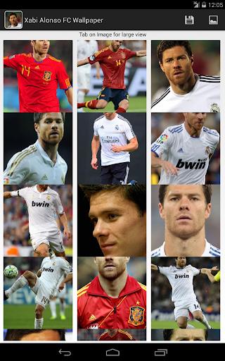 Xabi Alonso FC Wallpaper