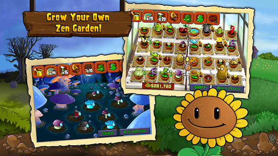 Plants vs. Zombies FREE MOD Apk 2.9.06 (Unlimited Coins/Sun) 3