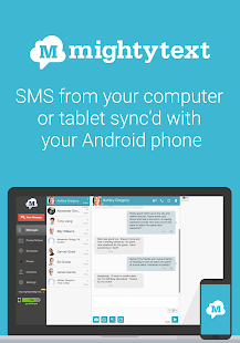 SMS Text Messaging & Group MMS- screenshot thumbnail