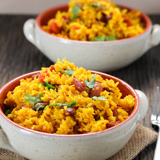 Caribbean Spiced Rice Recipes.