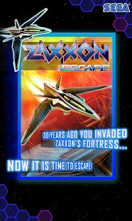 Zaxxon Escape - screenshot thumbnail