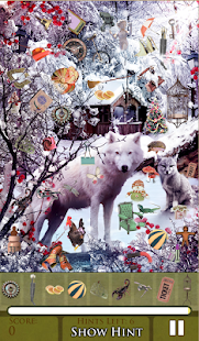 Hidden Object - Winterland - screenshot thumbnail