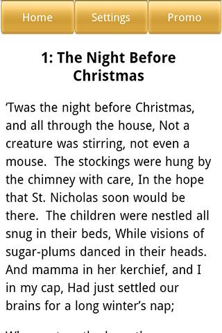 The Night Before Christmas - screenshot