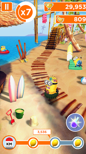 Minion Rush: Despicable Me Official Game 5.7.0h screenshots 6