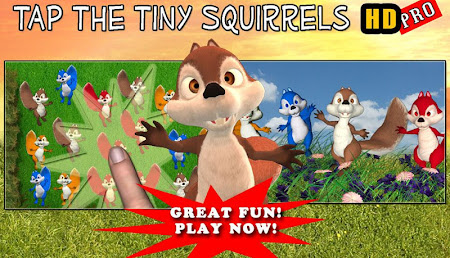 Tap the Squirrel HD Pro 1.3 screenshot 13347