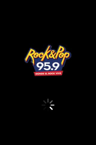 Rock&Pop 95.9 - screenshot