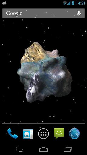 万有引力—未知星体